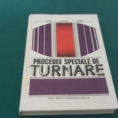 PROCEDEE SPECIALE DE TURNARE /  I. CHIRA/ 1980