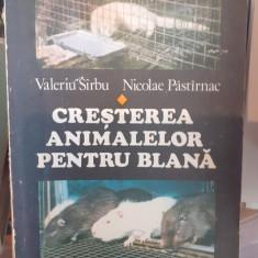Cresterea animalelor pentru blana – Valeriu Sirbu