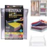 Set organizatoare tricouri si camasi cu 10 planse Ezstax T-shirt