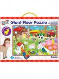 Puzzle 30 de piese - Ferma, Galt