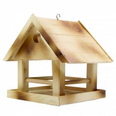 Casuta din lemn pentru pasari