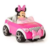 Masinuta cu telecomanda Minnie Mouse