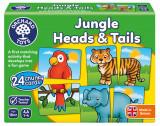 Cumpara ieftin Joc educativ Jungla JUNGLE HEADS & TAILS