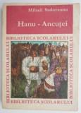 Hanu-Ancutei si alte povestiri – Mihail Sadoveanu
