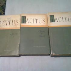 TACITUS OPERE I-III