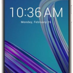 Telefon Mobil Asus ZenFone Max Pro M1 ZB602KL, Procesor Octa-Core 1.8GHz, IPS Capacitive touchscreen 6inch, 4GB RAM, 64GB Flash, Camera Duala 13+5MP,, Negru, Neblocat