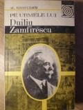 PE URMELE LUI DUILIU ZAMFIRESCU - AL. SANDULESCU