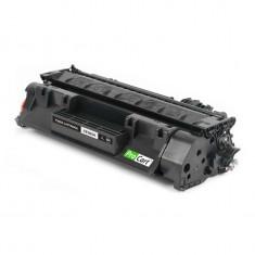 Cartus toner compatibil CE505A Black pentru HP, bulk