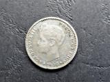 Cumpara ieftin SPANIA - 50 Centimos 1900 - Alfonso XIII (Argint ) (26)