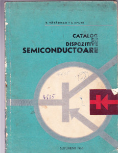 CATALOG DE DISPOZITIVE SEMICONDUCTOARE