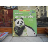 LUMEA ANIMALELOR , ENCICLOPEDIA PENTRU COPII , EDITURA RAO