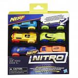 Set 6 masinute Nitro Nerf, Hasbro