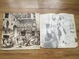 JETHRO TULL - Minstrel In The Gallery (1975,CHRYSALIS,UK) vinil vinyl
