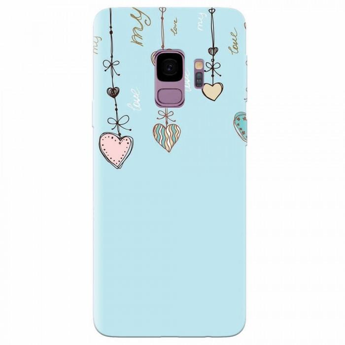 Husa silicon pentru Samsung S9, Love 101