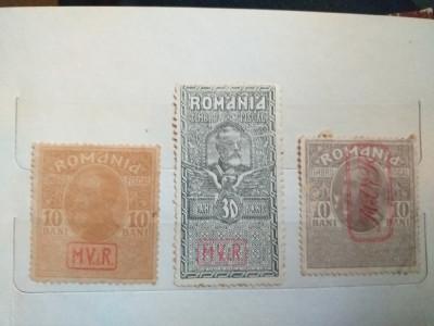 Fiscale supratipar MVIR, Romania foto