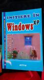 INITIERE IN XP WINDOWS COLECTIA INITIERE IN CALCULATOARE
