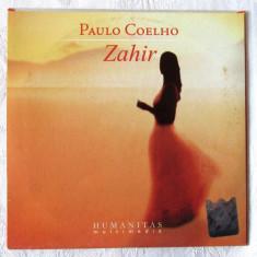 Audiobook CD: ZAHIR - Paulo Coelho. Lectura Florian Pittis