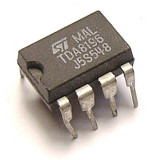 COMUTATOR AUDIO SI CONTROL VOLUM TV TDA8196 Electronic Technology