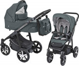 Baby Design Husky carucior multifunctional + Winter Pack - 17 Graphite 2019