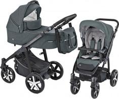 Baby Design Husky carucior multifunctional + Winter Pack - 17 Graphite 2019 foto