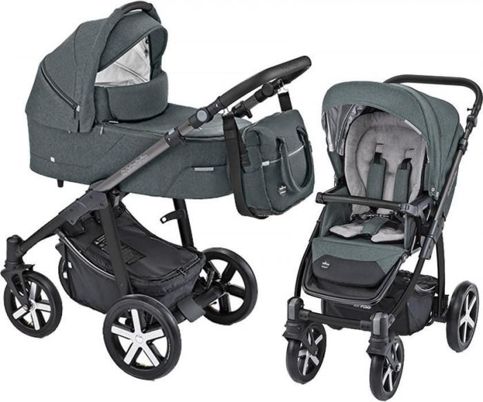 Baby Design Husky carucior multifunctional + Winter Pack - 17 Graphite 2019