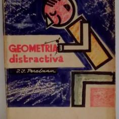 Geometria distractiva I.I. Perelman
