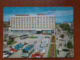 Ploiesti - Hotel Muntenia - circulata 1975, Fotografie