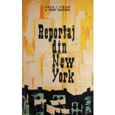 REPORTAJ DIN NEW YORK - FRED J.COOK SI GENE GLEASON
