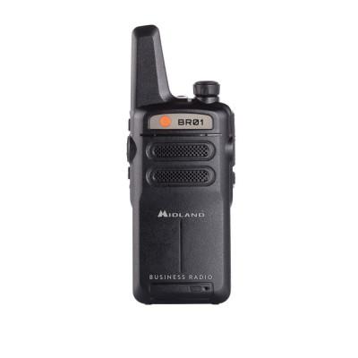 Resigilat : Statie radio PMR portabila Midland BR01 Cod C1315 foto