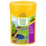 Sera FD Krill 100ml 1570, Hrana pesti 15gr