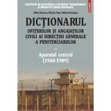 Dictionarul ofiterilor DGP. Vol II - Aparatul central - M. Burcea, M. Stan