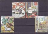 ROMANIA 2021 - Theodor Pallady ,SERIE COMPLETA,nr lista 2321, MNH.