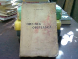 Ordinea obsteasca - Eugen Bianu (indreptar profesional in stiinta politieneasca)