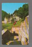 CPIB 17163 CARTE POSTALA - SLANIC MOLDOVA, Circulata, Fotografie