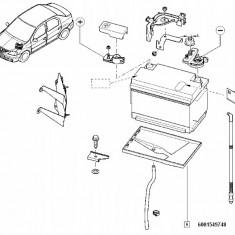 Suport Baterie Logan Renault 6001549748