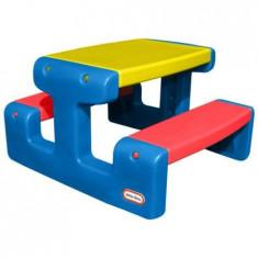 Masuta pentru picnic Little Tikes, Multicolor
