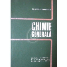 Chimie generala (Dobrescu)