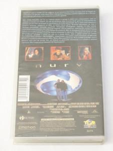 Caseta video VHS originala film tradus Ro - Antitrust