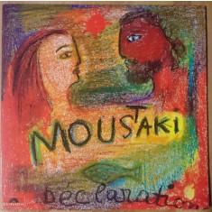 Vinil  Moustaki  – Moustaki (Déclaration)    (VG+)