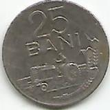 No(2) moneda-ROMANIA-25 bani 1966