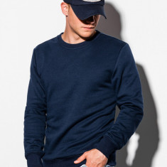 Bluza barbati B978 - bleumarin