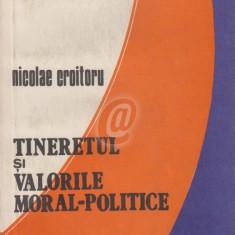 Tineretul si valorile moral-politice