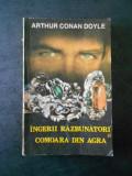 ARTHUR CONAN DOYLE - INGERII RAZBUNATORI SI COMOARA DIN AGRA, Rao