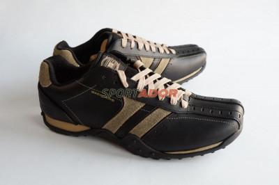 Adidasi Skechers Urban Track 44, 46EU -piele naturala- factura garantie foto