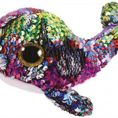 Jucarie De Plus Ty Beanie Boos Flippables Calypso Narwhal