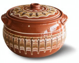 Oala ceramica,lut 3,5l TROEANSKA SARKA Devon