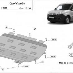 Scut motor metalic Opel Combo 2018-prezent
