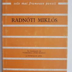 Poeme – Radnoti Miklos