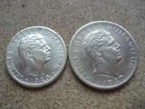 ROMANIA - SET 2000 LEI 1946 + 10000 LEI 1947, MIHAI I , L7.68