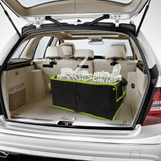 Organizator auto pentru portbagaj 3 compartimente- 55 x 38 x 25 cm